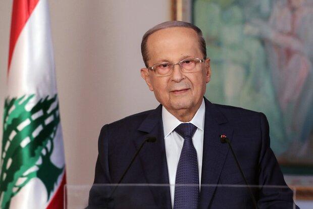 لبنان مصمم على الحفاظ على حقوقه وسيادته برا وبحرا