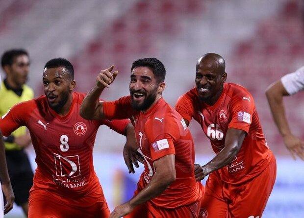 """اللاعب الإيراني """"محمدي"""" من العناصر الأساسية وغيابه سيؤثر على أداء نادي """"العربي"""" القطري"""