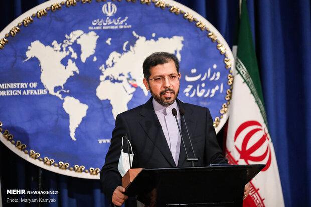 ایران کی فرانسیسی حکام کے پیغمبر اکرم (ص) کے خلاف توہین آمیز موقف کی شدید الفاظ میں مذمت