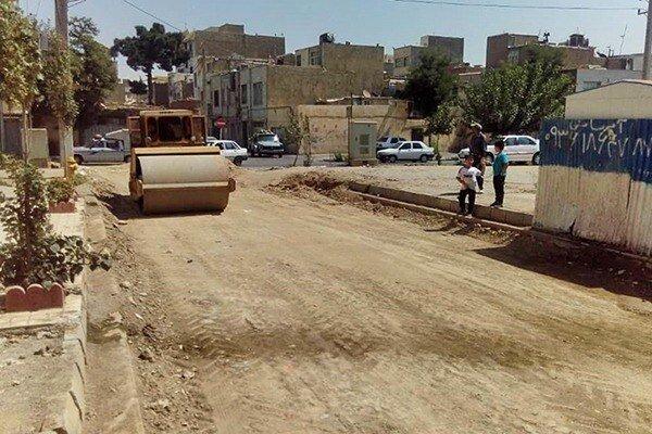 دو پروژه کوچک مقیاس در منطقه ۱۸ در آستانه بهره برداری
