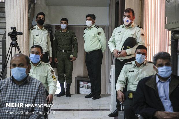 تجلیل از مجاهدان برتر پلیس پیشگیری در کشف جرم