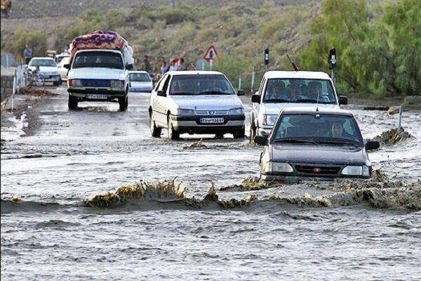 تهران،سيلاب،بارش،ايام،رودخانه