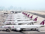 قطر ایئرویز نے کورونا کی دوسری لہر کے باعث اپنے طیارے گراؤنڈ کردیئے