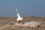 Domestic defense systems destroy all hostile targets in drill