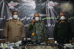 رزمایش مشترک تخصصی پدافند هوایی مدافعان آسمان ولایت ۹۹ آغاز شد