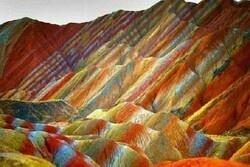 Zanjan land of historical wonders, colorful mountains