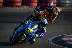 Motorcycle racing on occasion of Police Week