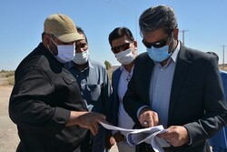 شبکه توزیع آب روستاهای شهرستان دلگان بازسازی می شود