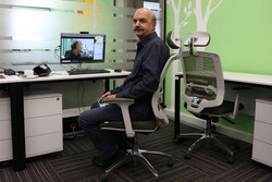 "Iraj Tahmasb's ""Experience Sharing"" meeting held"