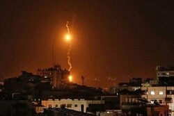 Israeli regime launches aggression on Damascus