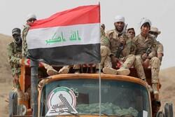 الحشد والقوات الأمنية ينفذان عملية أمنية جنوب سامراء