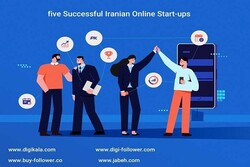 5 successful Iranian online start-ups you should know about