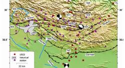 قسمت شرقی گسل مشا تخلیه انرژی شد/ چرخه زلزله تهران و کرمانشاه مخالف یکدیگر بود