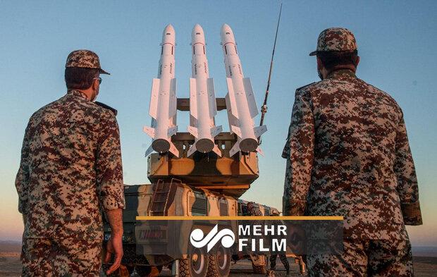 ایرانی فوج اور سپاہ کی مشترکہ مشقیں
