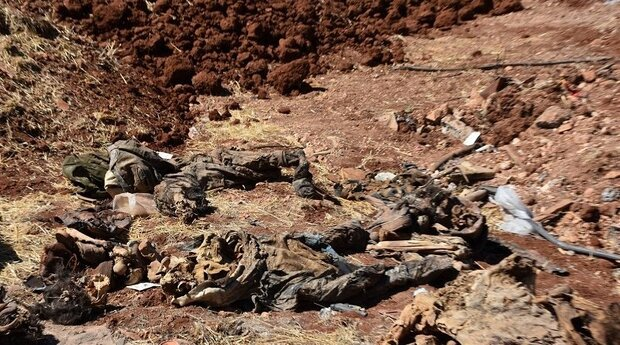 Another mass grave discovered in Iraq