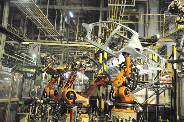تولید در ایران خودرو ۵۸ درصد افزایش یافت