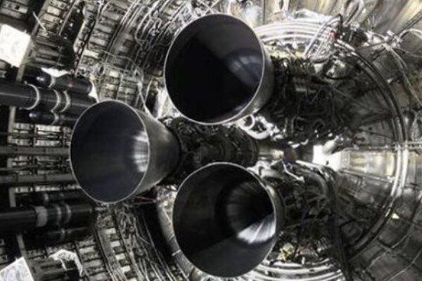نمونه اولیه استارشیپ  با ۳ موتور آزمایش شد