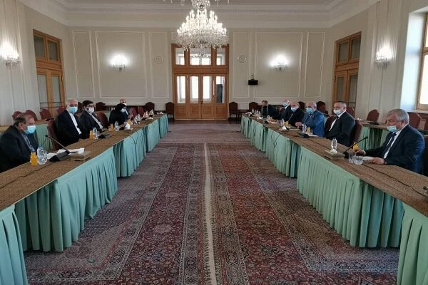 Iran supports work of Syrian Constitutional Committee
