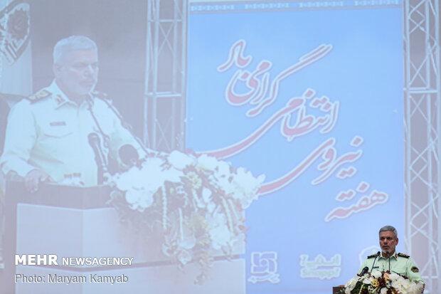 سردار محمد شرفی جانشین معاون هماهنگ کننده ناجا