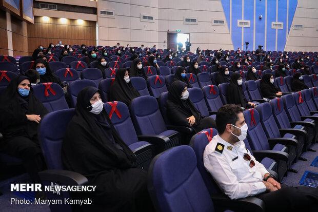 همایش بانوان فرهنگیار ترافیک
