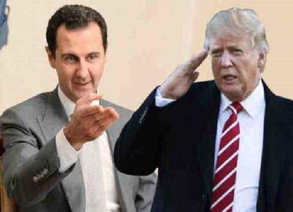 ماهو سر تحول موقف العرب و ترمب تجاه سوريا؟