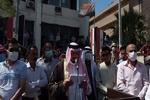 ضرب الاجل عشیره عربی به عناصر تحت حمایت آمریکا در سوریه