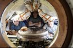 ۳ فضانورد به زمین بازگشتند