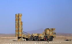 """Dev tatbikatta """"Baver 373"""" savunma sistemi başarıyla test edildi"""