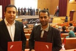 کسب ۲ رتبه خبرگزاری مهر در جشنواره ملی اشکواره حسینی