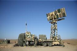 رزمایش مشترک تخصصی پدافند هوایی مدافعان آسمان ولایت ۹۹ پایان یافت