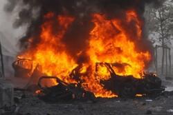 انفجارتروریستی در القنیطره سوریه ۲ کشته برجای گذاشت