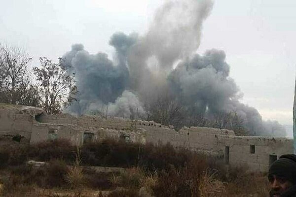 افغانستان میں فوج کے فضائی حملے میں 12 طالبان ہلاک
