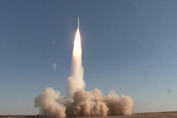 Homegrown Bavar-373 missile fired, destroyed targets