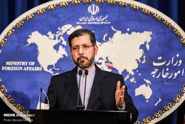 Iran summons Swiss envoy over US officials' baseless claims