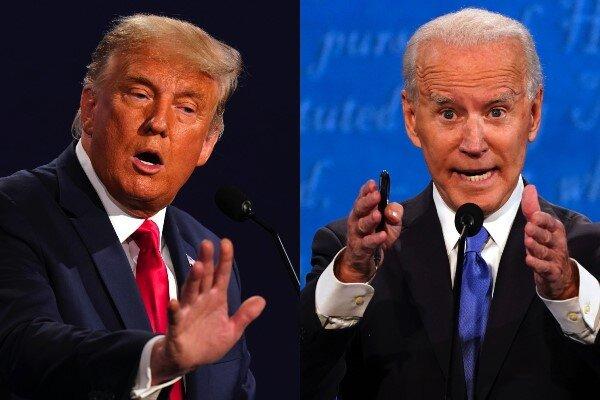 """المرشح الديمقراطي """"بايدن"""" يتقدم على ترامب في استطلاعات الرأي"""