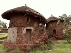 صنایع دستی و معماری در اتیوپی/ از کدو قلیایی تا حفر کوهستان