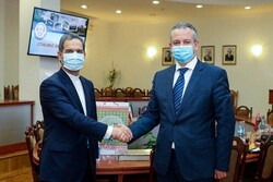 Envoy, Belarus official discuss condition of Iranian students