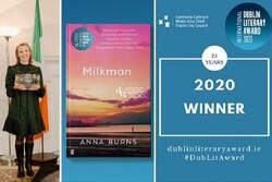 جایزه ادبی دوبلین برندهاش را شناخت/ «شیرفروش» بازهم جایزه گرفت
