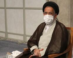وزیر اطلاعات عروج ملکوتی سردار حجازی را تسلیت گفت