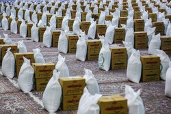 Livelihood assistance packages distributed in Qom