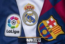 خلاصه بازی بارسلونا ۱ - رئال مادرید ۳
