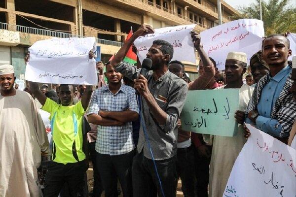 قبل از آنکه دیر شود به صدای ملت سودان علیه عادی سازی گوش فرا دهید
