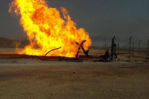 بمباران بازار فروش محمولههای نفت مسروقه سوریه