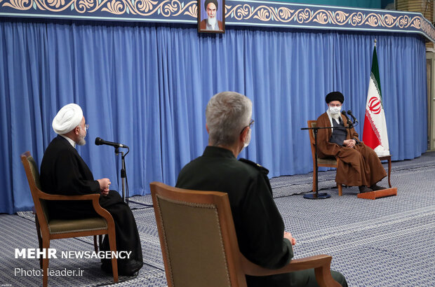 Iran's leader urges penalties for COVID offenders