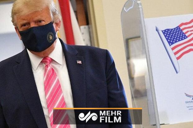 به مردی به اسم ترامپ رأی دادم