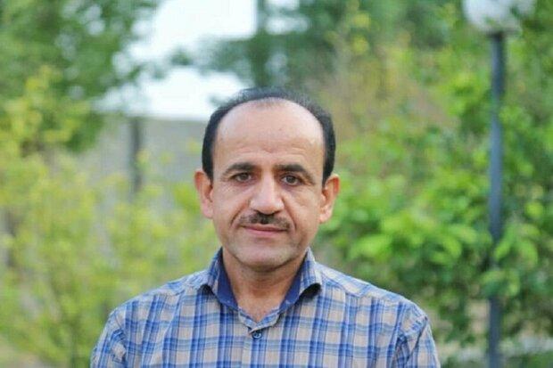 مدافع سلامت بیمارستان سلمان فارسی بوشهر به همکاران شهیدش پیوست