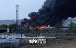 آتش سوزی گسترده در فرانسه
