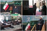 مراسم عزاداری امام حسن عسکری(ع) در ورامین برگزار شد