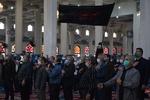 مراسم عزاداری شهادت امام حسن عسکری (ع) در رشت برگزار شد