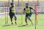 تصاویری از تمرینات امروز تیم فوتبال پرسپولیس